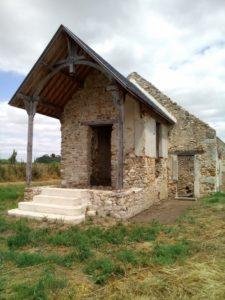 Chantier Rempart-La ferme d'Ithe